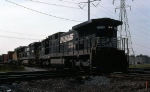 NS 8552, 8598, and CNW 5500
